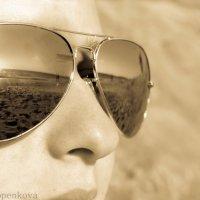 Внутренний мир в глазах :: Эллина Филиппенкова