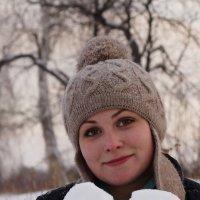 Любовь ... к зиме) :: Кристина Воробьева