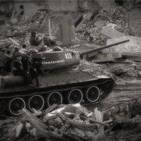Т-34-85 :: Максим Бочков