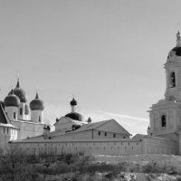 Высоцкий мужской монастырь.( г.Серпухов) :: Галина Кучерина