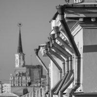 Орган из водосточных труб :: Антон Лебедев
