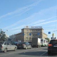 Красный проспект :: Олег Афанасьевич Сергеев