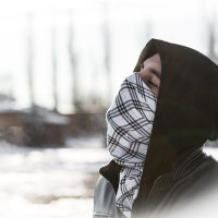 Холодно :: Иван Сагиров