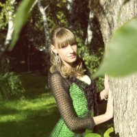 В парке :: Алена Каблукова