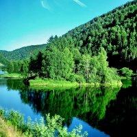 Улыбка норвежского лета :: Игорь Липинский