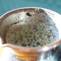 Кофе в турке :: Andy Bayt
