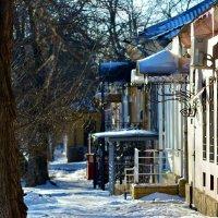 Зимняя улица :: Dmitry Bulanov