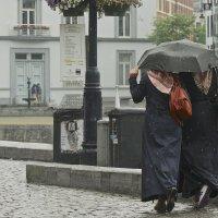 В дождь :: MVMarina