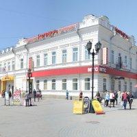 ул.Вайнера, г.Екатеринбург :: Евгений Никулин