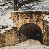 туннель :: Катя Че