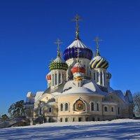 Москва патриаршия(день) :: юрий макаров