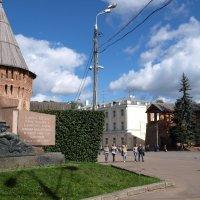 Башня Громовая :: Геннадий Кульков