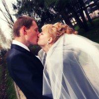 нежный поцелуй :: Анна Мартыненко