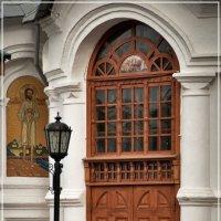 Вятка.Трифонов монастырь :: Владимир Белозеров