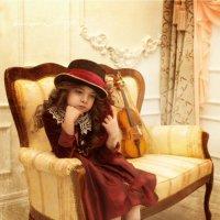 Алиса и скрипка :: Александр Якименко