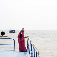 Оз. Тонлесап, Камбоджа :: Юлия Вяткина