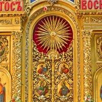 Храм Богоявления в Елохове. Царские врата. :: Геннадий Александрович