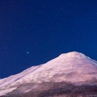 Горы и звезды :: Григорий Храмов