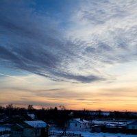 1002 закат :: Ольга Семенова
