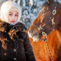 К году лошади :: Мария Мороз