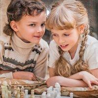 Шахматисты :: Мария Мороз