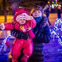 Мы с Васькой :: Анастасия Остапчук