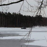 Адреналин на озере :: Mariya laimite