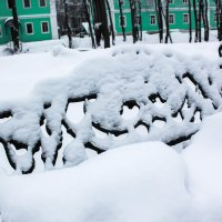 Снег :: Ирина Ворсина