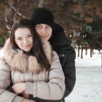 Саша и Альбина :: Alina Golovkova