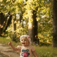 Детское счастье :: Андрей Костров