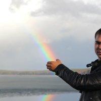 макс и радуга :: Серёга Марков