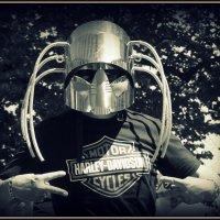 Рыцарь харлейного образа... :: Владимир Секерко