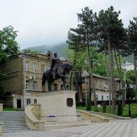 Пятигорск. Памятник  генералу Ермолову. :: ФотоЛюбка *