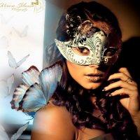 Бабочки в моей голове... :: Solomko Karina