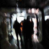 Свет в конце тоннеля :: Татьяна Копосова