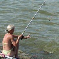 Ловись рыбка... :: Олег Галкин