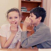 Школьное признание) :: Nadezhda Ulitina