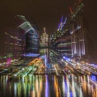 Москва-сити :: Павел Устинов