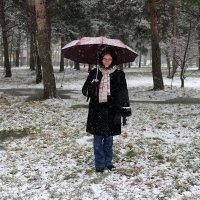 И дождь и слякоть :: Виктор Бондаренко