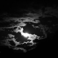 таинственная луна :: максим константинович козлов