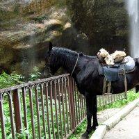 Кабардино-Балкария. Чегемские водопады. :: ФотоЛюбка *