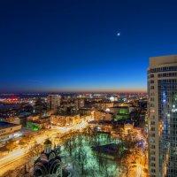 My city :: Алексей Лебедев
