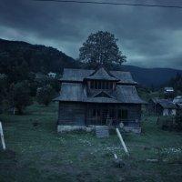 призрачный дом :: Настя Настя