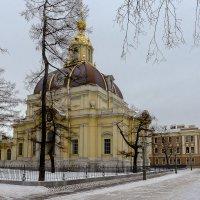 Санкт-Петербург, Петропавловская крепость, Великокняжеская усыпальница. :: Александр Дроздов