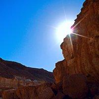 Белое солнце пустыни :: Юрий Эпштейн