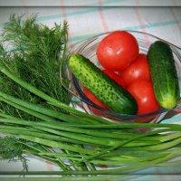 Всё для салатика :: Наталия Короткова
