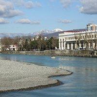 любимый город SOCHI2014 :: Anastasia Gevorkyan