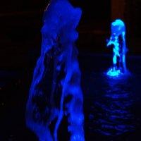ночь... фонтаны :: ssv9 ...