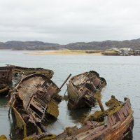 Старые корабли :: Михаил Карпов