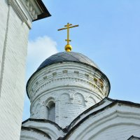 Храм Покрова Пресвятой Богородицы в Рубцове (единоверческий). :: Геннадий Александрович